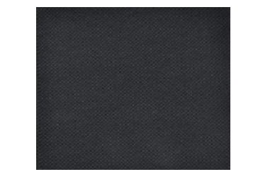 Serviettes 39x39 double-point Noire